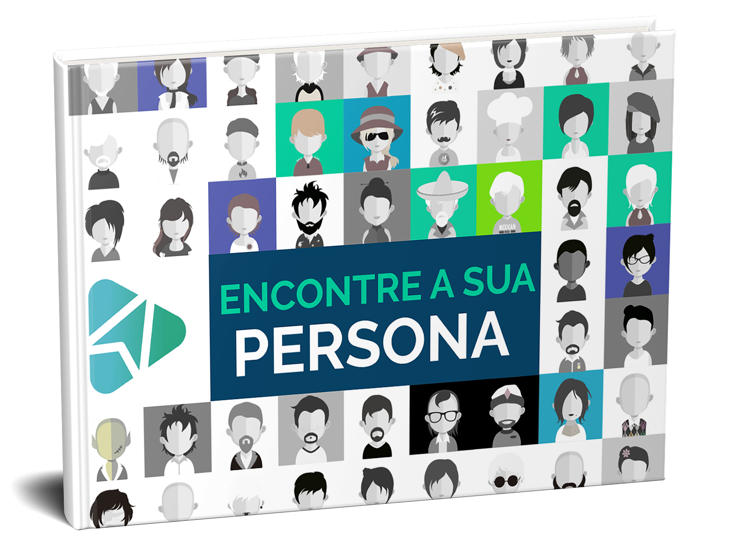 E book Persona - Materiais