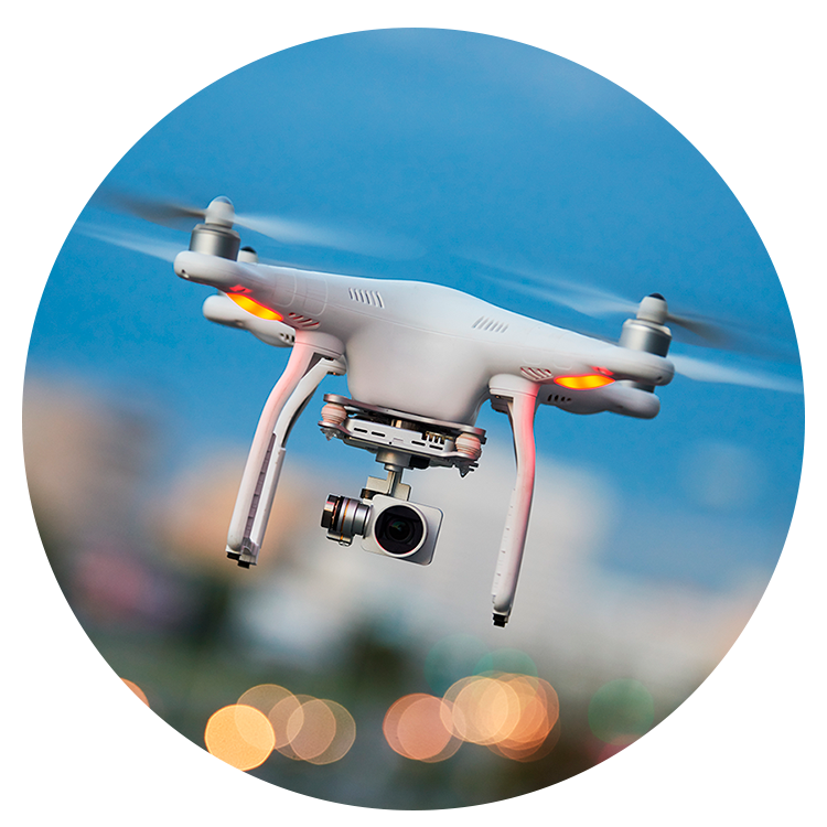 drone - Serviços